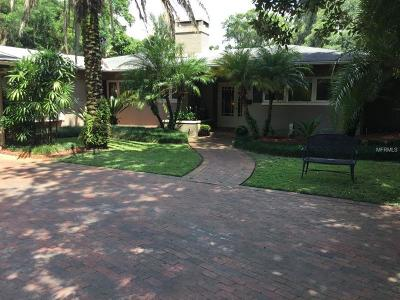 Winter Park Single Family Home For Sale: 720 Palmer Avenue