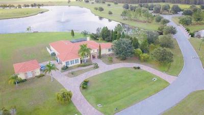 Wimauma Single Family Home For Sale: 5310 Lake Toscana Drive