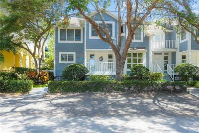 Tampa Townhouse For Sale: 4841 W Flamingo Road