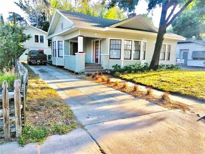 Tampa Single Family Home For Sale: 910 E Lake Avenue