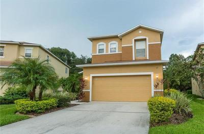 Wesley Chapel Single Family Home For Sale: 2512 Silvermoss Drive