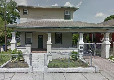 Tampa Multi Family Home For Sale: 3102 N 17th Street