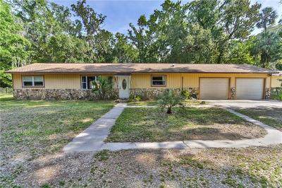 Homosassa Single Family Home For Sale: 5135 S Palo Verde Point