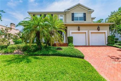 Single Family Home For Sale: 2940 W Bayshore Court