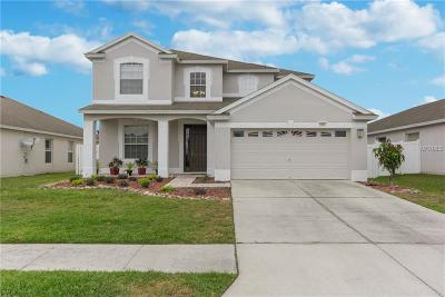 Wesley Chapel Single Family Home For Sale: 7622 Mariners Harbour Drive