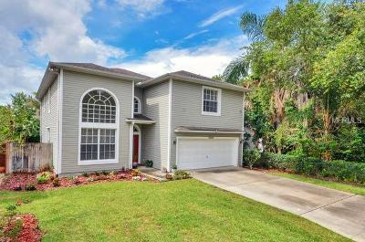 Tampa Single Family Home For Sale: 3222 W Oakellar Avenue