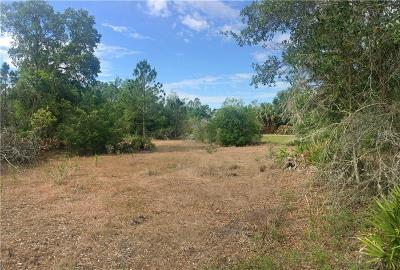 Wimauma Residential Lots & Land For Sale: 3101 Stagecoach Trail
