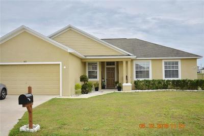 Winter Haven Single Family Home For Sale: 862 Terranova Road