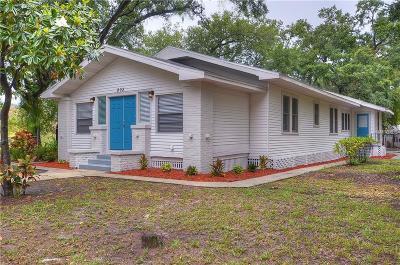 Tampa Single Family Home For Sale: 802 E Hanna Avenue