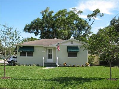 Tampa Single Family Home For Sale: 4302 W Empedrado Street
