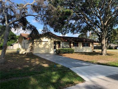 Clearwater, Cleasrwater, Clearwater` Single Family Home For Sale: 1201 Wood Avenue