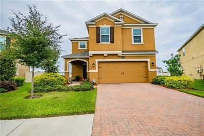 Single Family Home For Sale: 1848 Oak Hammock Court