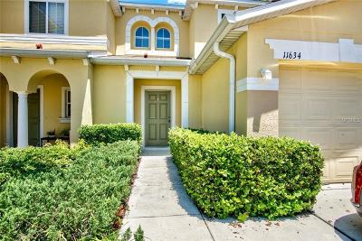 Seffner Townhouse For Sale: 11634 Mango Ridge Boulevard