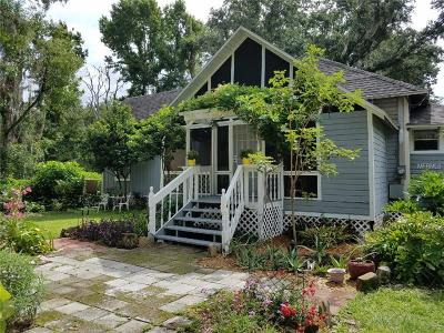 Dover Single Family Home For Sale: 727 Sydney Washer Road