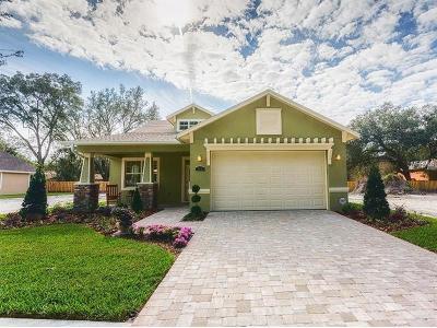 Single Family Home For Sale: 916 Oak Stone Drive