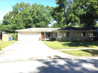 Hernando County, Hillsborough County, Pasco County, Pinellas County Single Family Home For Sale: 7119 Kingsbury Circle