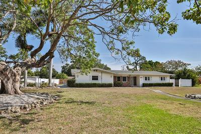 Bradenton FL Single Family Home For Sale: $229,900