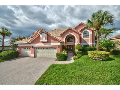 Tampa Single Family Home For Sale: 9817 Compass Point Way