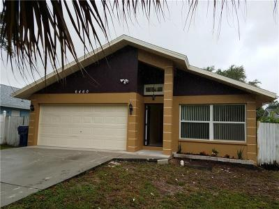 Saint Petersburg, St Pete, St Petersburg, St. Petersburg, St.petersburg, St>petersburg Single Family Home For Sale: 6460 50th Avenue N