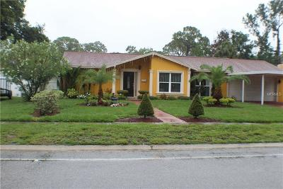 Tampa Single Family Home For Sale: 8009 Jackson Springs Road