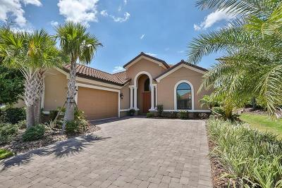 Bradenton Single Family Home For Sale: 13118 Palermo Drive