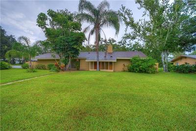 Clearwater Single Family Home For Sale: 1537 Oak Lane