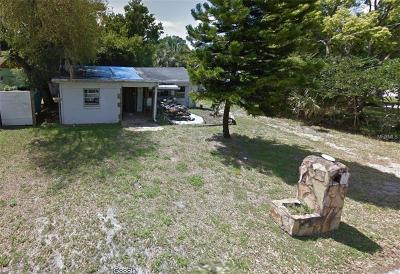 Tampa FL Single Family Home For Sale: $150,000