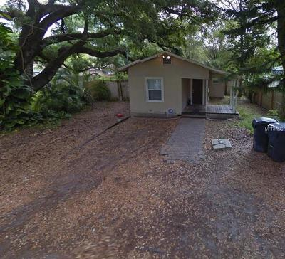 Tampa FL Single Family Home For Sale: $55,000