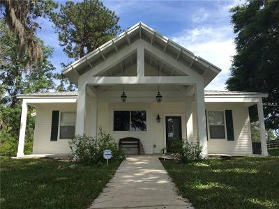 Brooksville Single Family Home For Sale: 24280 Powell Road