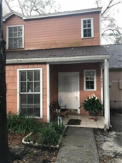 Tampa FL Townhouse For Sale: $145,000