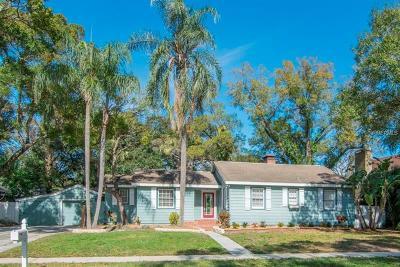 Virginia Park Single Family Home For Sale: 3803 W Empedrado Street