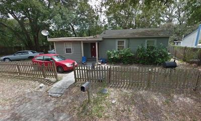 Tampa Single Family Home For Sale: 8415 N 18th Street