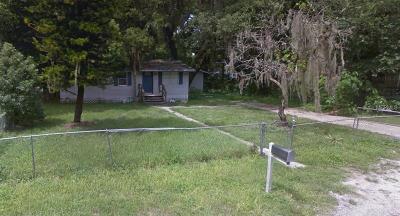 Tampa Single Family Home For Sale: 8306 N Hillsborough Lane