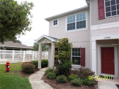 Spring Hill Rental For Rent: 15942 Stable Run Drive