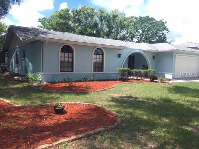 New Port Richey Single Family Home For Sale: 8926 Gum Tree Avenue