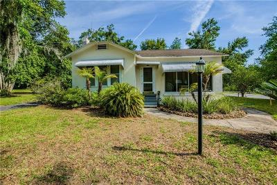 Dade City Single Family Home For Sale: 37849 E Southview Avenue