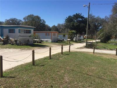 Dade City Multi Family Home For Sale: 37412 Carringer Road