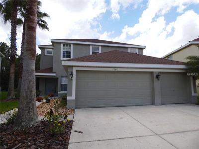Tampa Single Family Home For Sale: 9317 Mandrake Court