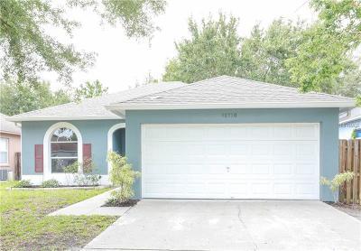 Orlando Single Family Home For Sale: 12720 Woodbury Glen Drive