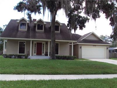 Plant City Single Family Home For Sale: 2703 Savannah Drive