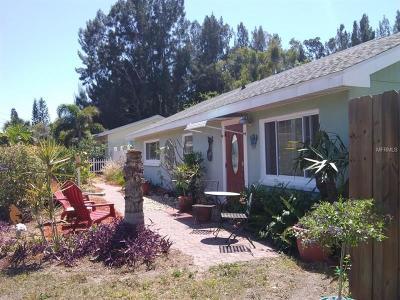 Dunedin Single Family Home For Sale: 54 Douglas Avenue