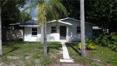 Tampa Single Family Home For Sale: 7311 S Fitzgerald Street