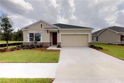 Serenoa Single Family Home For Sale: 17632 Serenoa Boulevard