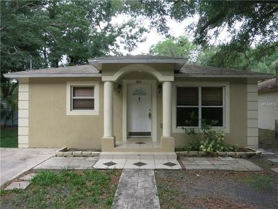 Tampa Single Family Home For Sale: 7014 N Willow Avenue