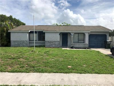 North Port Single Family Home For Sale: 5835 Spearman Circle