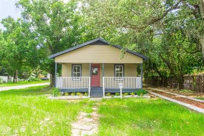 Tampa Single Family Home For Sale: 8412 N Seminole Avenue