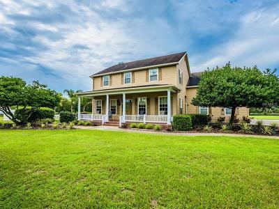 Dade City Single Family Home For Sale: 36627 Laurel Oaks Lane