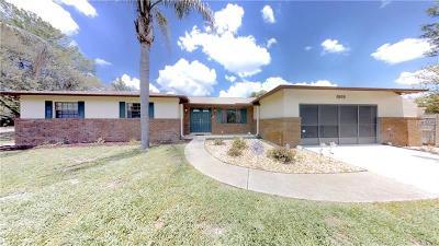 Weeki Wachee Single Family Home For Sale: 8169 Delaware Drive