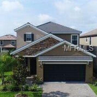 Brandon Single Family Home For Sale: 1027 Oliveto Verdi Court