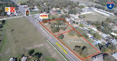 Seffner Residential Lots & Land For Sale: 603 W Us Highway 92